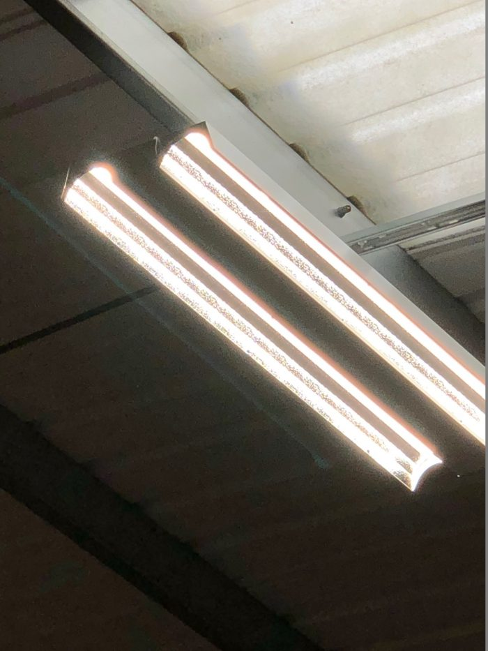 Energy Efficient LED Factory Lighting