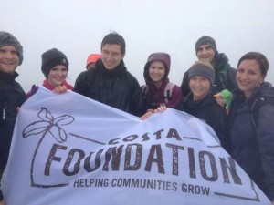 Costa Foundation 3 Peaks Challenge