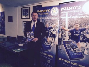 Steve Walsh Book Tour Sponsored by Three Point Design