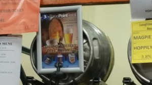 3PD Camra Real Ale