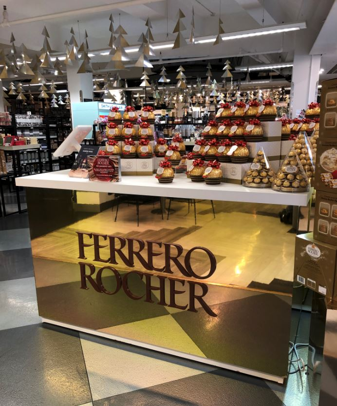 Harvey Nichols Grand Rocher Personalisation