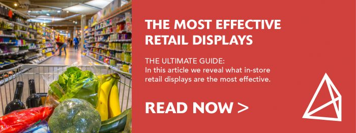 The most effective retail displays